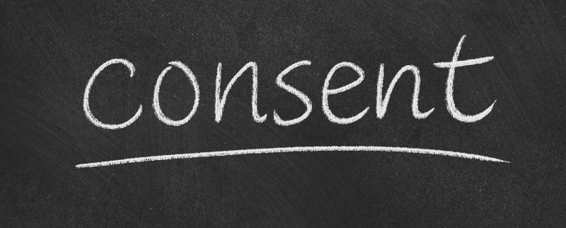 Why is everyone talking about Consent?  By Sharyn Carroll